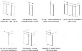 shower cubicles plan. At This Stage If You Consult Our Design Service, A Free Bathroom Planning Service That We Offer, They Will Be Able To Advise On Up Three Different Shower Cubicles Plan