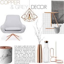 Small Picture Copper Grey Decor Polyvore