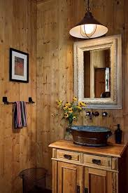 rustic bathroom vanity lights. Interesting Cabin Vanity Lights Rustic Light Bathroom Also Wood N