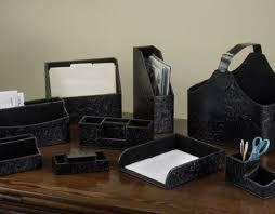 elegant home office accessories. Office Desk Accessories For Men Elegant Stylish Original Home Organizers Ballard Designs