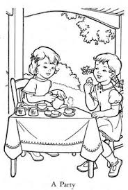 vintage coloring book pages. Delighful Vintage This Page Is Out Of The Coloring Book U0027Lots To Coloru0027 Published By  Western Publishing Company In The Drawings Were Eileen VaugI Donu0027t Have All  With Vintage Pages E