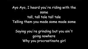 Azealia banks 212 lyrics ( official lyrics) - YouTube