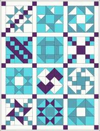 site with a few block tutorials-Simple but nice sashing and border ... & Quilt Top Sizes | Traditional Patchwork Quilt Pattern and Tutorial (Part 1)  | Oh Adamdwight.com