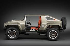 2018 hummer hx. interesting 2018 the hummer hx conceptu0027s exterior lightweight theme is immediately evident  by the exposed billet aluminum suspension components that feature cncmachined  intended 2018 hummer hx