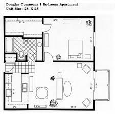 1 Bedroom Apartment · 2 Bedroom Apartment