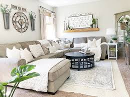 layered farmhouse rug ideas layering rugs can make a room feel cozy and add depth