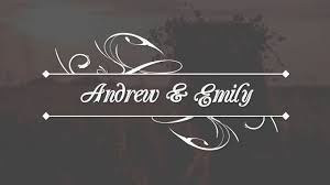 Wedding Title Wedding Title After Effects Templates