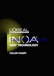 Inoa Color Chart Pdf Free 7 Pages