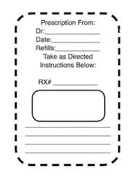 Prescription Label Template Prescription Bottle Label Template Top Label Maker