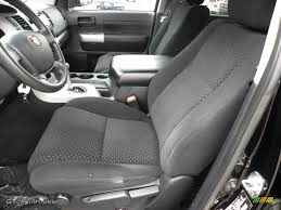 Black Interior 2009 Toyota Tundra TRD Rock Warrior Double Cab 4x4 ...