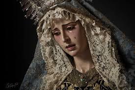 María Santísima del Amparo – Hermandad Sacramental de la Sed
