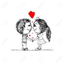 1300x1300 cute cartoon couples in love drawings love couple cartoon sketch