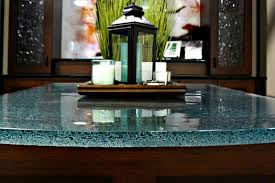 glass countertops for kitchens bathroom vanities and bar tops