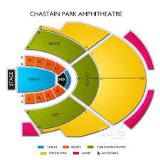 Chastain Park Amphitheatre Seating Chart Rigorous Chastain Seating Chastain Park Amphitheater
