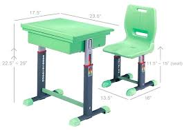 standard computer desk height office cm australian size mm inside prepare 24