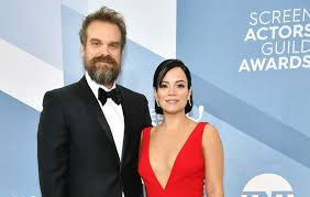 Lily Allen confirms marriage to 'Stranger Things' star David Harbour