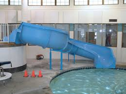 fiberglass water slide model 1917