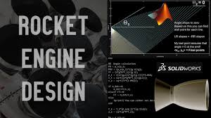 How To Design A Nozzle Rocket Engine Design With Matlab And Solidworks Method Of Characteristics Nozzle Tutorial