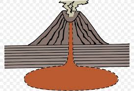 Volcano Diagram Mauna Loa Clip Art Png 768x556px Volcano