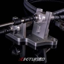 K-Tuned Honda/Acura K-Tuned Race-Spec Shifter Cables K24Z7 Trans w ...