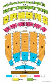 Fabulous Fox Theatre Ga Seating Chart