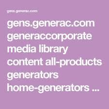 Gens Generac Com Generaccorporate Media Library Content All