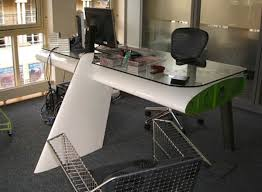 office table design.  Office Contemporary Office Table Decoration For Design