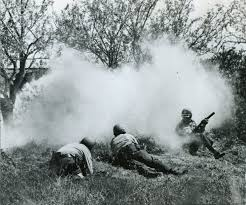 Scvhistory Com Lw2524 Newhall Incident Deputies In Tear Gas