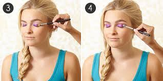 transformation you elsa makeup steps 3 4