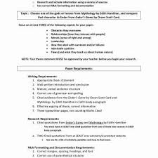 How To Write Letter In Mla Format Copy How To Write A Paper For ...