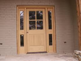front door with sidelightsExterior Doors With Sidelights And Transoms Examples Ideas