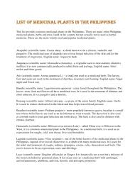 list of medicinal plants in the herbalism garlic