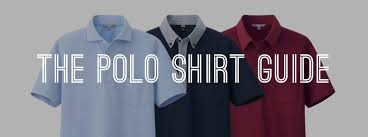 The Ultimate Polo Shirt Guide Gentlemans Gazette
