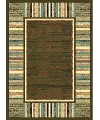 cabin rugs rustic area