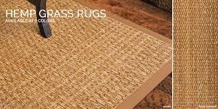 hemp grass