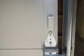 smartthings door sensor new garage door open alert gallery door design for home