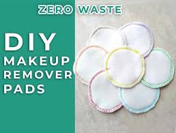 diy reusable cotton rounds how to