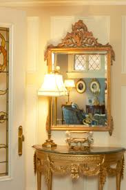 mirror and table for foyer. For A Foyer Or Small Space, The Classic Furniture Combination Of Console Table And Mirror Can Be Perfect Solution. O