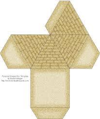 Pyramid Templates More Alice In Wonderland Printables Egypt Egypt Ancient Egypt