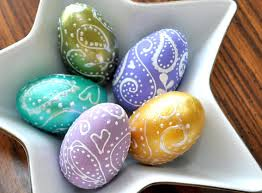 Pretty Egg Designs Pretty Egg Decorations Beautiful Decorations Easter
