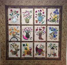 271 best Laundry Basket Quilts images on Pinterest | Crafts ... & Seasonal Silhouettes - die-cut applique ready to fuse batik pieces. Find  this Pin and more on Laundry Basket Quilts ... Adamdwight.com