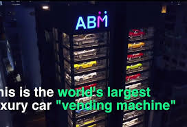 Singapore Car Vending Machine Location Best This Singapore Facility Is The World's Largest 'vending Machine' For