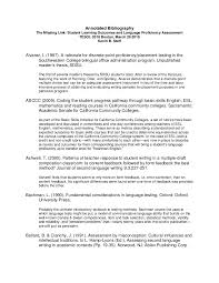 Composition  Annotated Bibliography