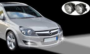 Astra Lighting Limited Led Daytime Running Lights And Fog Lights Opel Astra H Facelift 2007 To 2010