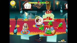 Angry Birds Epic King Pigs Castle Walkthrough - Dailymotion Video
