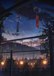 Anime Aesthetic Night Wallpapers ...