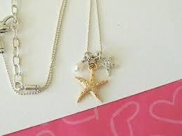 Brighton Malibu Under <b>sea</b> Starfish Shell Gold <b>Sea Ocean</b> Necklace ...