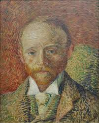 portrait of alexander reid by van gogh