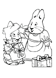 Ruby Coloring Pages Free Printable Max And Collections Colorin