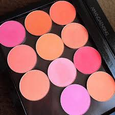makeupgeek blushes these are gorgeous